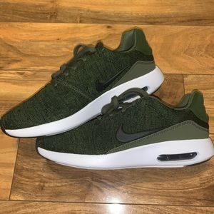 😱 MENS SIZE 8 NIKE AIR MAX MODERN FLYKNIT SHOES